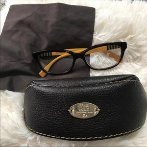 FENDI eyeglasses with case